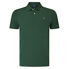 Buy Gant Original Pique Cotton Polo Shirt Online at johnlewis.com