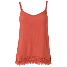 Buy Fat Face Saunton Cami Top Online at johnlewis.com