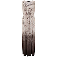 Buy Mint Velvet Evelyn Print Maxi Dress, Multi Online at johnlewis.com