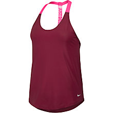 Buy Nike Elevate Training Tank Top Online at johnlewis.com