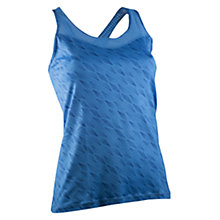 Buy Nike Pro Hypercool Cascade Tank Top, Blue Online at johnlewis.com