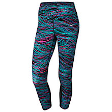 Buy Nike Power Epic Lux Running Tights, Multi Online at johnlewis.com