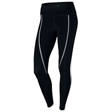 Buy Nike Power Legendary Training Tights, Black/Cool Grey Online at johnlewis.com
