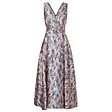 Buy L.K. Bennett Sulan Printed Dress, Multi Online at johnlewis.com