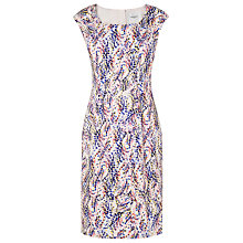 Buy L.K. Bennett Varsha Print Dress, Multi Online at johnlewis.com