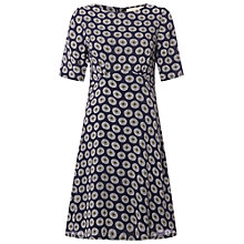 Buy White Stuff Mi Casa Dress, Oceania Blue Online at johnlewis.com