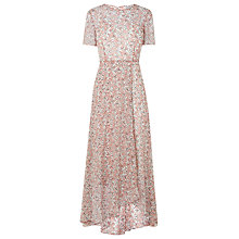 Buy L.K. Bennett Silk Karo Daisies Print Dress Online at johnlewis.com