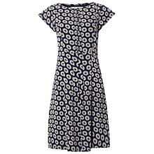 Buy White Stuff Aloe Dress, Oceania Blue Online at johnlewis.com