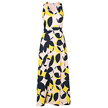 Buy L.K. Bennett Lina Jacquard Dress, Multi Online at johnlewis.com