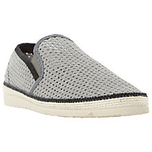 Buy Dune Falmouth Mesh Twin Gusset Espadrilles Online at johnlewis.com