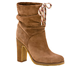 Buy See by Chloé Jona Block Heeled Ankle Boots Online at johnlewis.com