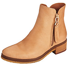 Buy See by Chloé Jamie Block Heeled Ankle Boots Online at johnlewis.com
