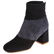 Buy See by Chloé Mila Block Heeled Ankle Boots Online at johnlewis.com