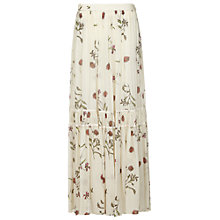 Buy Ghost Liz Skirt, Alicia Botanical Online at johnlewis.com