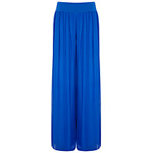 Buy Ghost Meg Trousers, Cobalt Blue Online at johnlewis.com