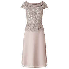 Buy Jacques Vert Embellished Lace Bodice Dress Online at johnlewis.com