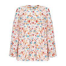 Buy Ghost Cheryl Top, Sera Vintage Floral Online at johnlewis.com