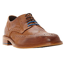 Buy Dune Bertie Baxter Wingtip Brogues Online at johnlewis.com