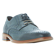 Buy Dune Baxter Wingtip Brogues Online at johnlewis.com