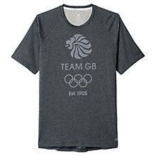 Buy Adidas Team GB 1905 Men's T-Shirt Online at johnlewis.com