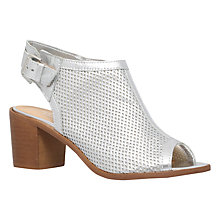 Buy Carvela Audrey Cut-Out Shoe Boots Online at johnlewis.com