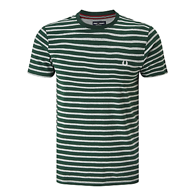 Image of Fred Perry Breton Stripe T-Shirt