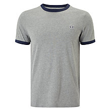 Buy Fred Perry Ringer T-Shirt Online at johnlewis.com