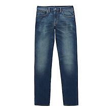 Buy Levi's Captain Patrick Slim Tapered Jeans, Blue Online at johnlewis.com
