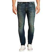 Buy Levi's 512 Slim Tapered Jeans, Captain Patrick Online at johnlewis.com