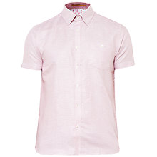 Buy Ted Baker Maraval Short Sleeve Shirt Online at johnlewis.com