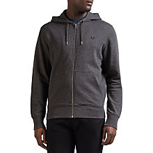 Buy Fred Perry Loopback Hoodie Online at johnlewis.com