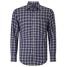 Buy Gant Tartan Town Shirt Online at johnlewis.com