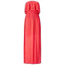 Buy Miss Selfridge Bandeau Maxi Dress Online at johnlewis.com