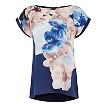 Buy Coast Nara Printed Top, Multi Online at johnlewis.com