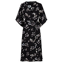 Buy Sugarhill Boutique Boho Wrap Dress, Black Online at johnlewis.com