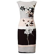 Buy Phase Eight Rai Print Dress, Multi Online at johnlewis.com