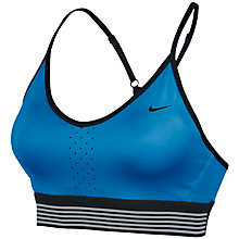 Buy Nike Pro Cool Indy Sports Bra Online at johnlewis.com