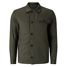 Buy JOHN LEWIS & Co. Short Workwear Jacket, Olive Online at johnlewis.com