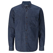 Buy JOHN LEWIS & Co. Denim Shirt, Blue Online at johnlewis.com
