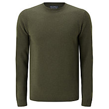 Buy JOHN LEWIS & Co. Lambswool Crew Neck Jumper Online at johnlewis.com