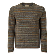 Buy JOHN LEWIS & Co. Made in Italy Space Dye Jumper Online at johnlewis.com
