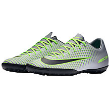 Buy Nike MercurialX Victory VI Men's Turf Football Boots, Multi Online at johnlewis.com