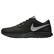 Buy Nike FS Lite Trainer 4 Men's Cross Trainers, Anthracite/Metallic Silver Online at johnlewis.com