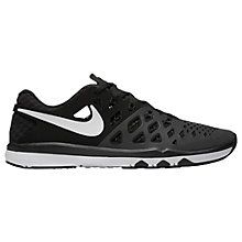 Buy Nike Speed 4 Men's Cross Trainers, Black/White Online at johnlewis.com