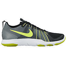 Buy Nike Flex Train Aver Men's Cross Trainers, Cool Grey/Multi Online at johnlewis.com