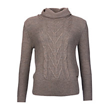 Buy Barbour Caraway Roll Neck Jumper Online at johnlewis.com