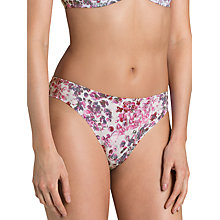 Buy Triumph My Flower Minimiser Tai Briefs, Floral Online at johnlewis.com