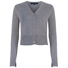 Buy French Connection Core Cashmere-Blend Cardigan Online at johnlewis.com