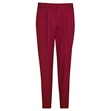 Buy French Connection Whisper Tailored Trousers, Red Sky Online at johnlewis.com