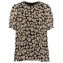 Buy French Connection Bloomsbury Top, Multi Online at johnlewis.com